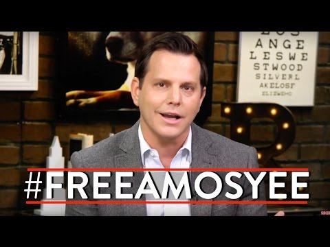 An Important Message on Free Speech #FreeAmosYee