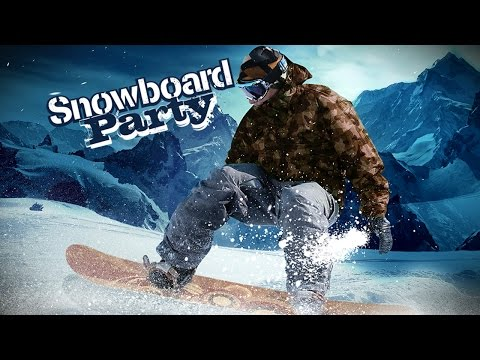 Snowboard Party (by Ratrod Studio Inc.) - iOS / Android / Windows Phone - HD Gameplay Trailer