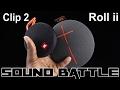Ue roll 2 vs jbl clip 2 sound battle the real sound comparison binaural recording mp3