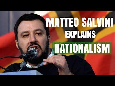 Based Europe Pt. 5: Matteo Salvini, Italy