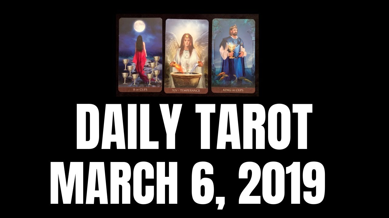 march 5 2020 tarot reading