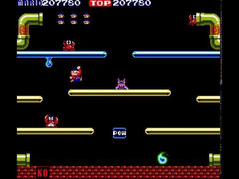 Arcade Longplay [500] Mario Bros.