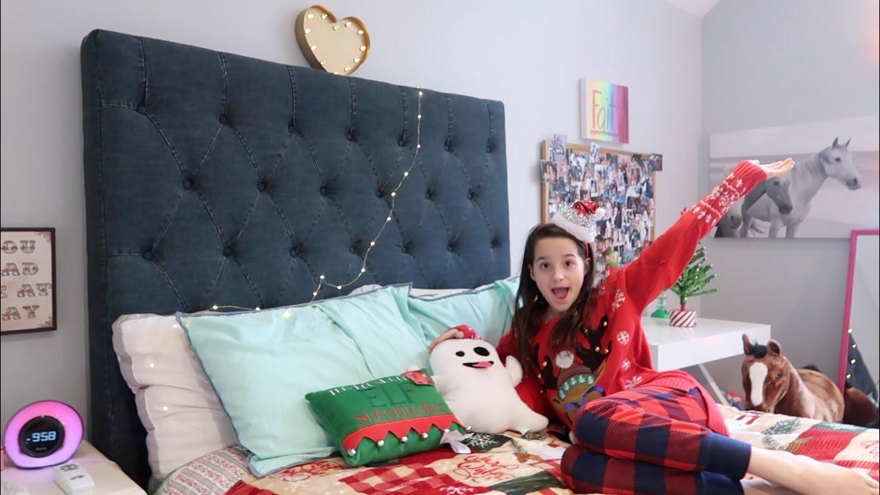 Annieu0027s Christmas Decorations Room Tour (WK 308.3) | Bratayley   YouTube