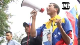 #12F Movimiento estudiantil marchó en Barquisimeto