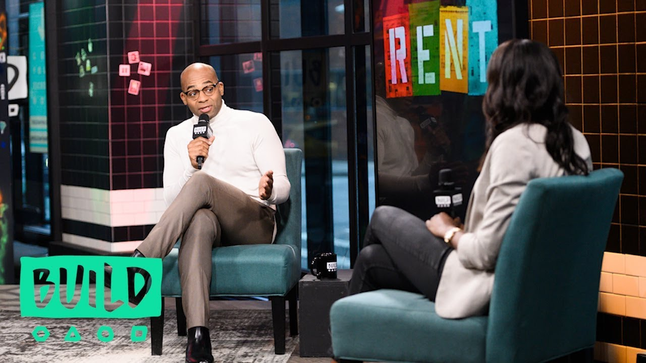 Who Plays Tom In 'Rent: Live'? Brandon Victor Dixon Is An Emmy-Award Winner ...