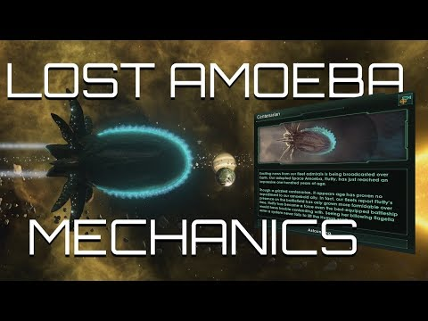 Stellaris Lost Amoeba Mechanics It S So Fluffy I Want To Die