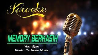 Gambar cover Karaoke Lagu MEMORY BERKASIH - Spin - Versi Coplo