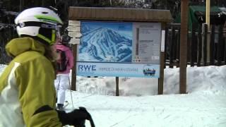 Ski areál Špičák na Šumavě
