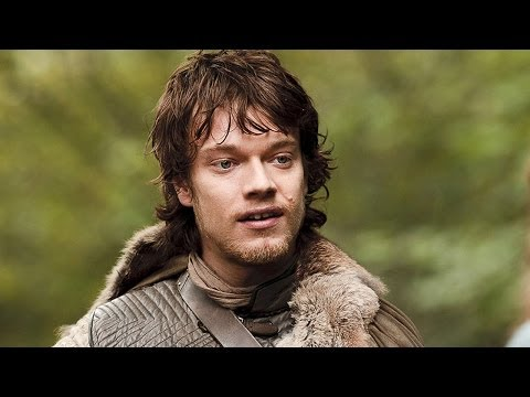 Game of Thrones - Alfie Allen on Torture & More