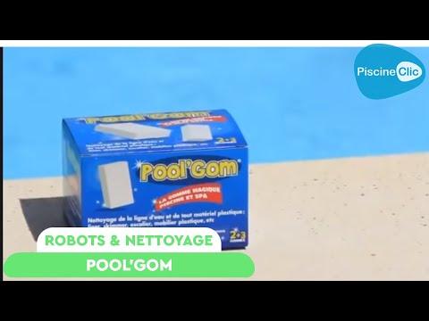 Gomme magique piscine pool gom pour nettoyer la ligne d for Nettoyer ligne d eau piscine