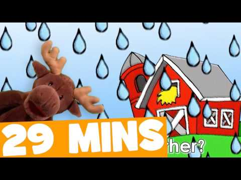 How's the Weather Song and More | 29mins Songs Collection for Kids