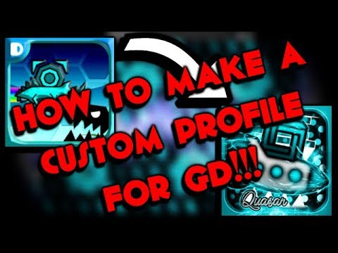 how to create a profile picture