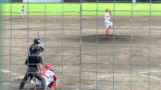 2012/8/25@コカ・ウエスト ショート庄司隼人の守備機会