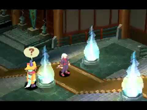 Breath of Fire IV Deleted Scene (beheading)