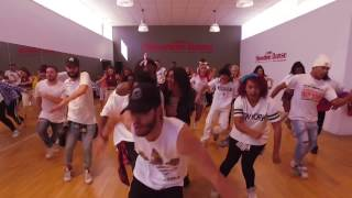 Craig David-Ain't Giving Up BY Showtime Danse Cergy