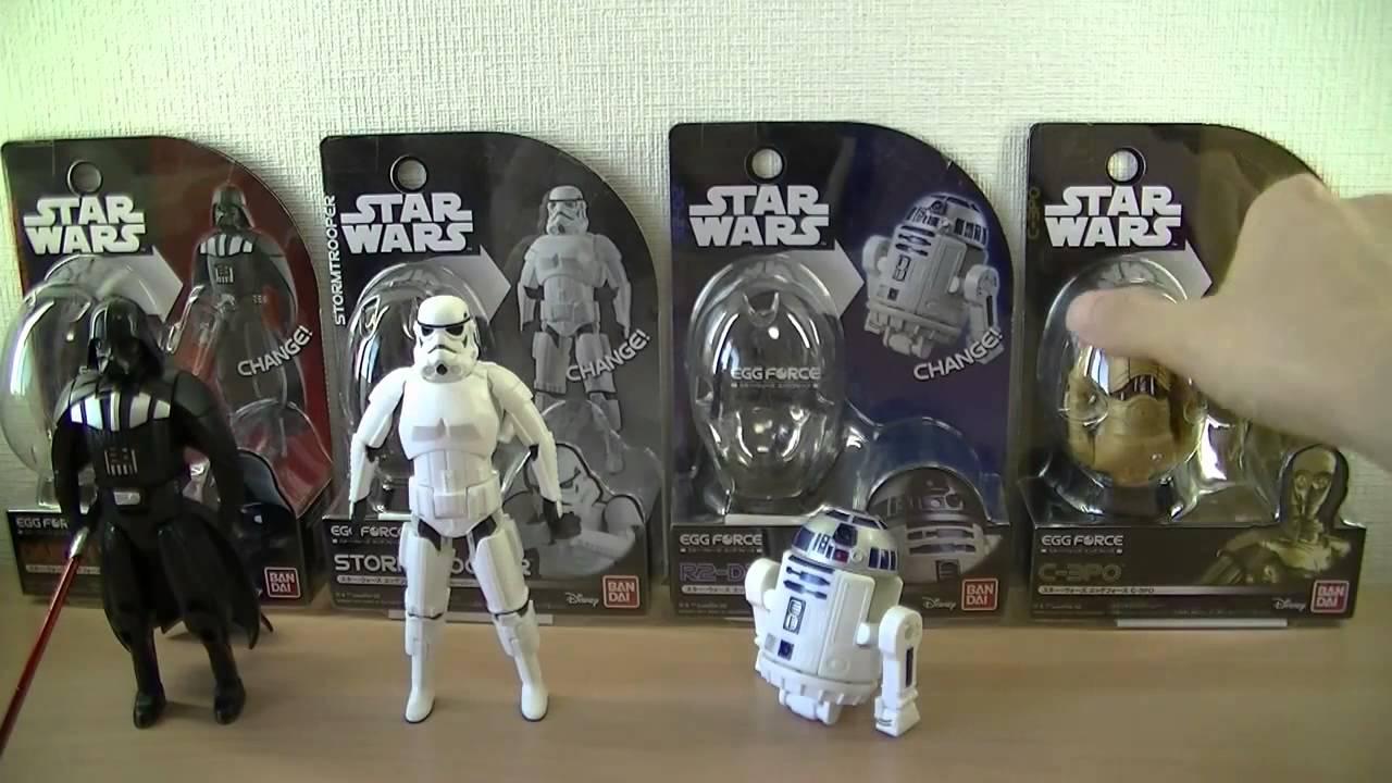 Игрушки звездные войны видео