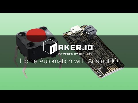Automate Your Home With Adafruit IO