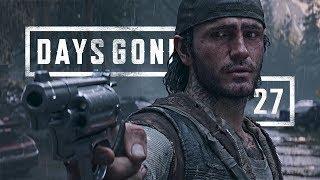 Days Gone (PL) #27 - Kudłaty mutant (Gameplay PL / Zagrajmy w)