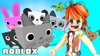 •  Roblox - Pet Simulator /w Piter  • SKACZ PO MOIM ROŻKU!