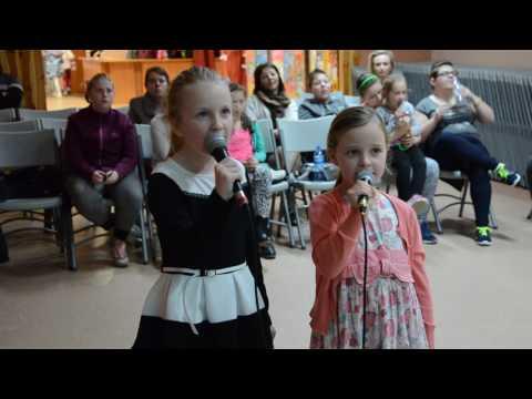 Patrycja Gajek, Aurelia Budzeń   Karaoke 4 22.04.2017 Fundacja Nutka
