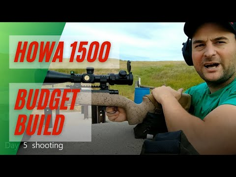 Howa Budget Rifle Build 6.5 Creedmoor Review