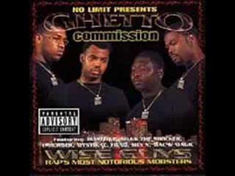 Ghetto Commission-Devil's Playground