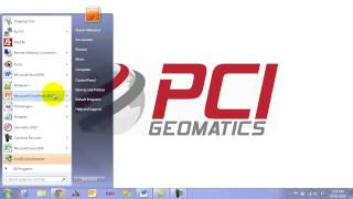Python Development with Geomatica and ArcGIS - Episode 1 (Installation and configuration)