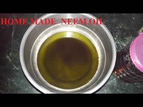 DIY Neem Oil ,curry leaves oil-- hair growth/home remedy for Lice,hair  thining,haifall & dandruff