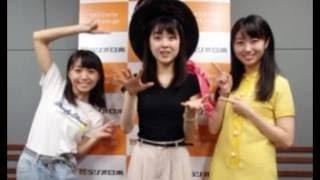 ラジオ日本 「アンジュルムステーション1422」 キャスター相川茉穂・コ...