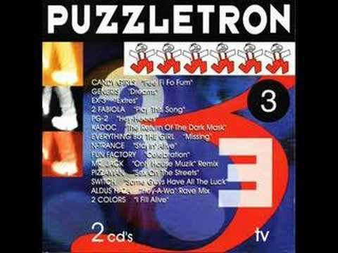 PUZZLETRON 3 (MIX LONG ORIGINAL)