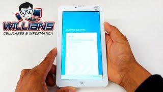 Desbloqueio de Conta Google Tablet DL TX315, TX316, TX319, TX320, Desbloquear, Restaurar