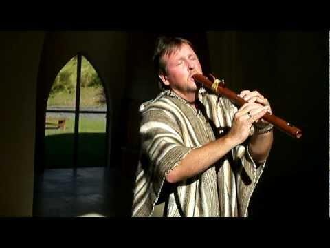 American Indian Flute at Tara Sanctuary...