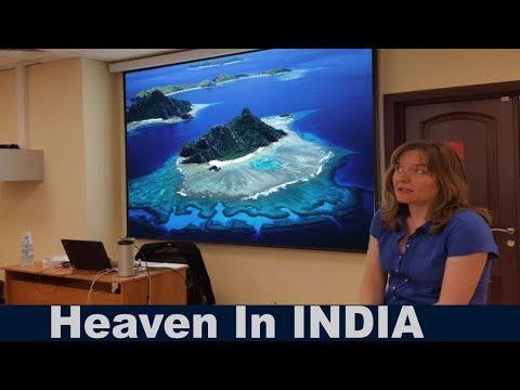 Foreign Media on INDIA's Heaven Lakshadweep Island | Year 2017