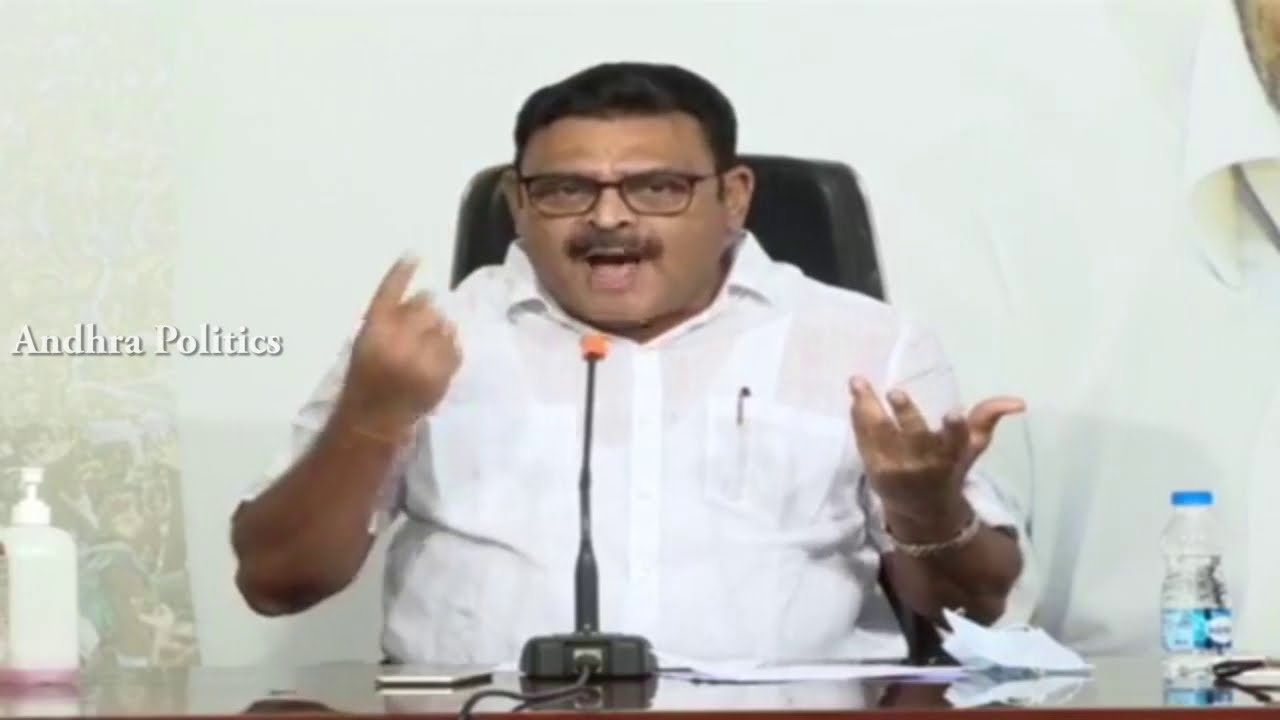 MLA Ambati Rambabu Comments On Nara Lokesh | Ambati Rambabu Speech | Andhra Politics