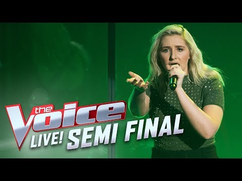 Sarah Stone - 'Green Light' | The Voice Australia 2017