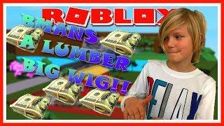 Lumber Tycoon 2 mit Peregrine Bman   ROBLOX   Familienfreundlich   Kind Gaming   E-bewertet  