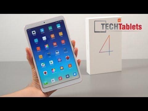 Xiaomi Mi Pad 4 Review - A Definite Improvement (English)