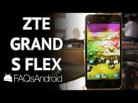 ZTE Grand S Flex: Análisis en español