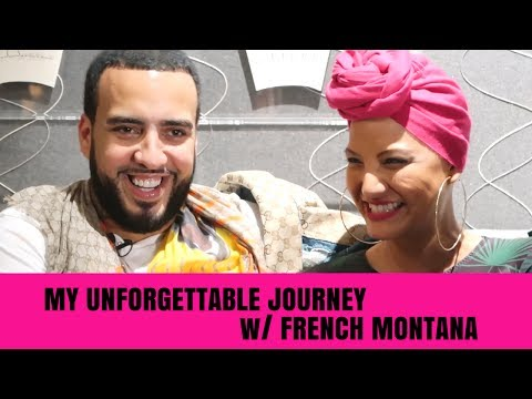 My Unforgettable Journey With French Montana In NYC