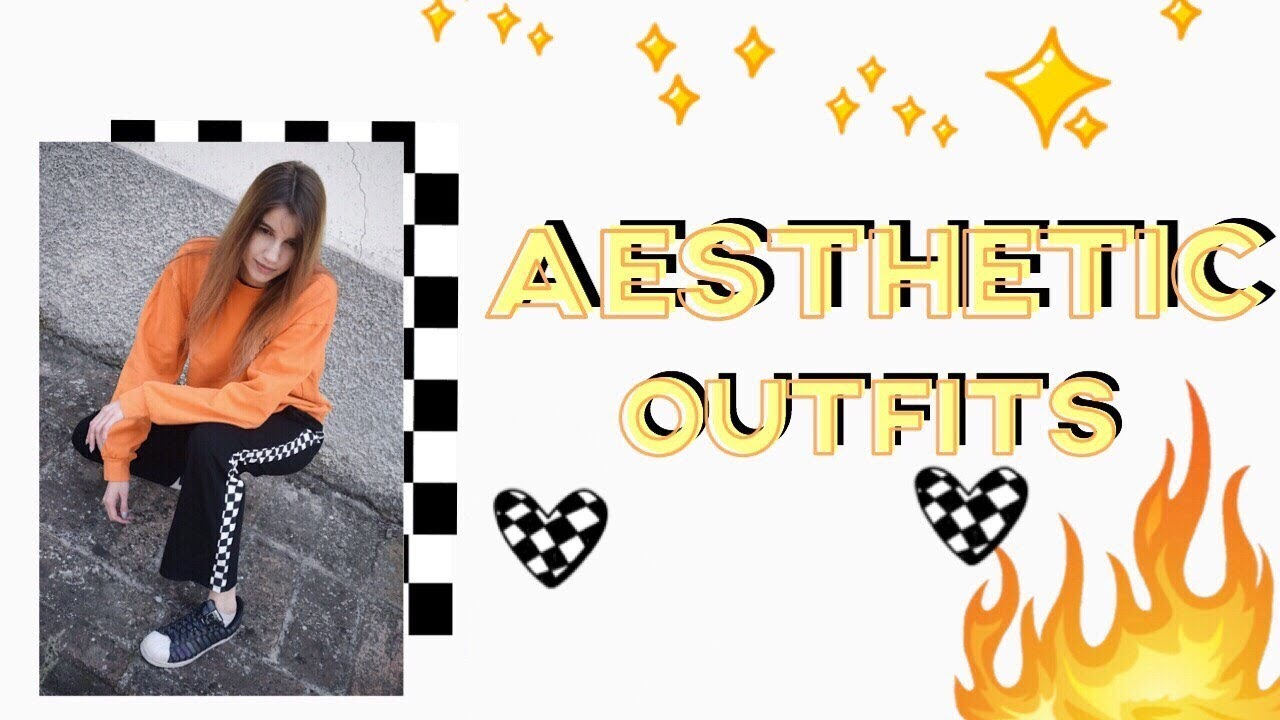Aesthetic Vintage Clothing: AESTHETIC OUTFITS // Inspiration, Lookbook