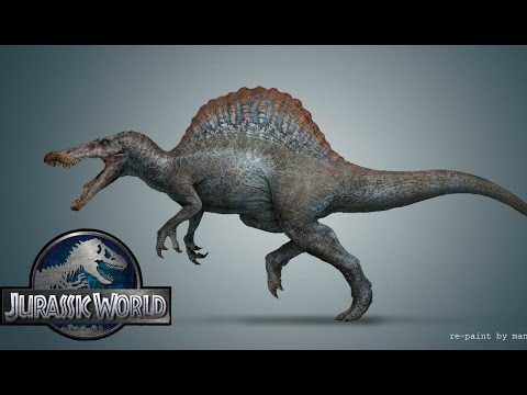 Jurassic World 2 Spinosaurus Discussion (SPOILERS) - YouTube