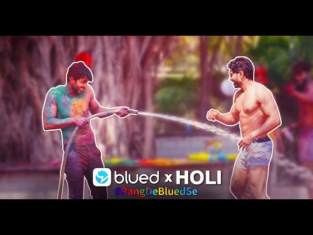 Blued x Holi Music Video Trailer 3