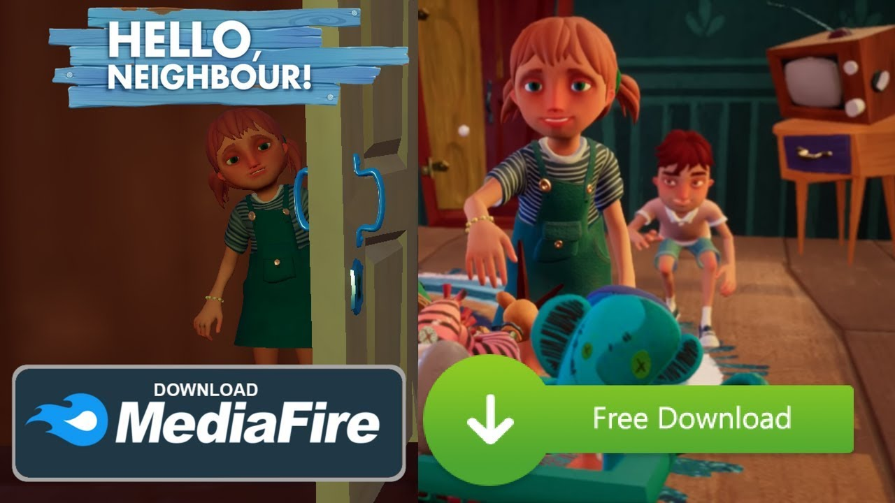 Download Hello Neighbor: Hide And Seek Portable (mediafire)