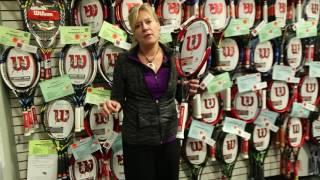 Wilson Prostaff 97ULS Tennis Racquet