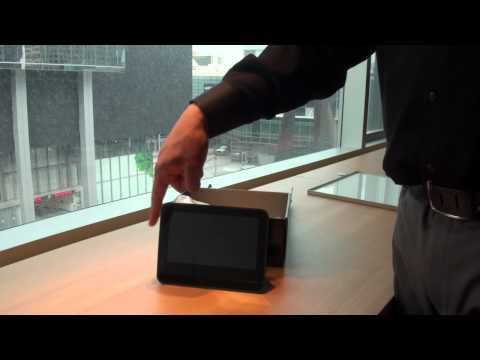 Unboxing The Sony HIDC10 Dash - Personal Internet Viewer
