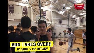 WEEK 1 HIGHLIGHTS: #1 Soupreme Basketball vs. #2 Tiffany Tigers