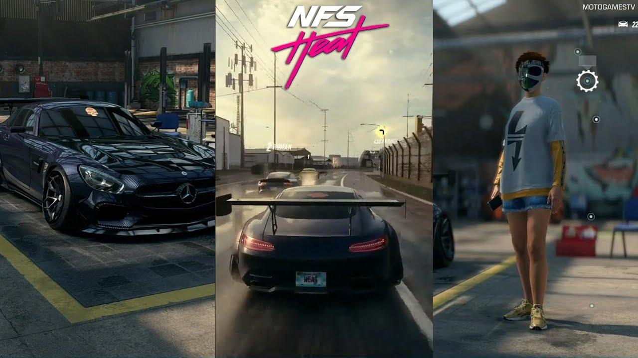 Need For Speed Heat Gamescom 2019 Customization And Gameplay Demo Youtube