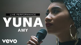 "Cover images Yuna - ""Amy"" Live Performance 