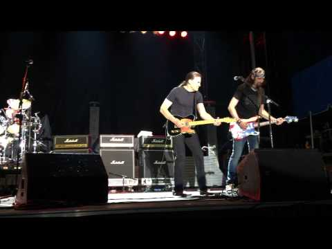 """We're An American Band"" By Grand Funk Railroad - Fort Benning - May 9, 2015"