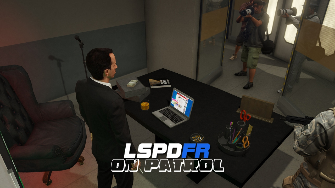 LSPDFR - Day 436 - President's Secret Service